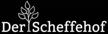 Scheffehof Logo Schwarweiß