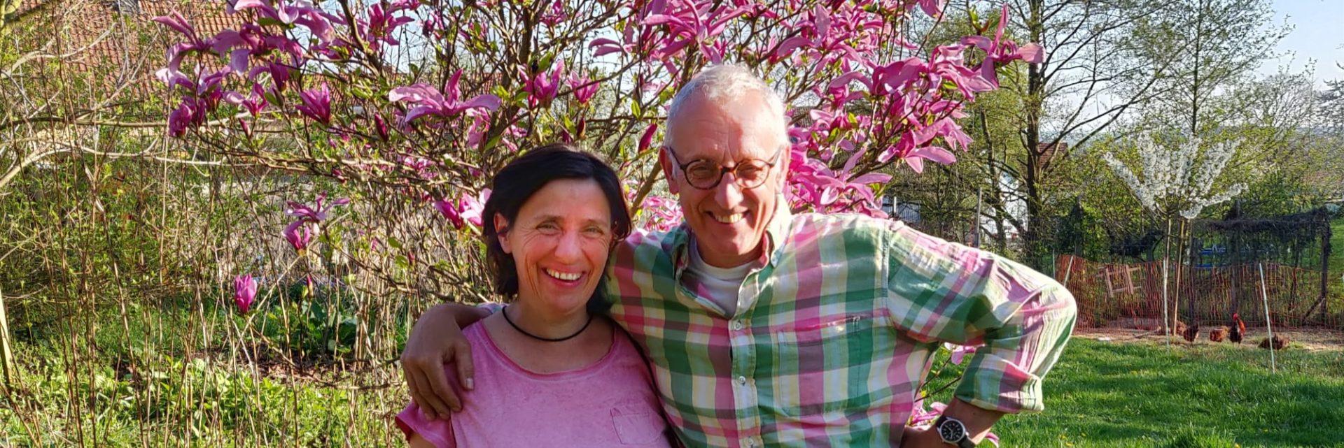 Eva und Werner Leitzgen